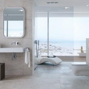 Scarico a parete per doccia Geberit