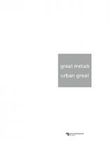 great metals