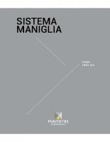 Arredobagno Sistema Maniglia