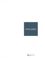 mile stone