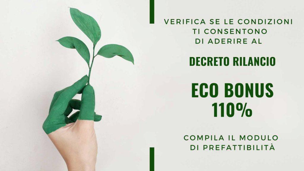 Decreto rilancio, Ecobonus 110% roma